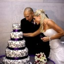 130x130 sq 1395007928188 purple white and black wedding   a memory lane eve