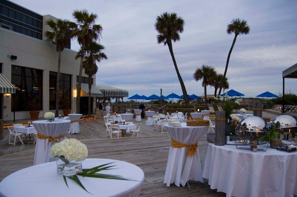 Hilton Cocoa Beach Oceanfront Cocoa Beach Fl Wedding Venue