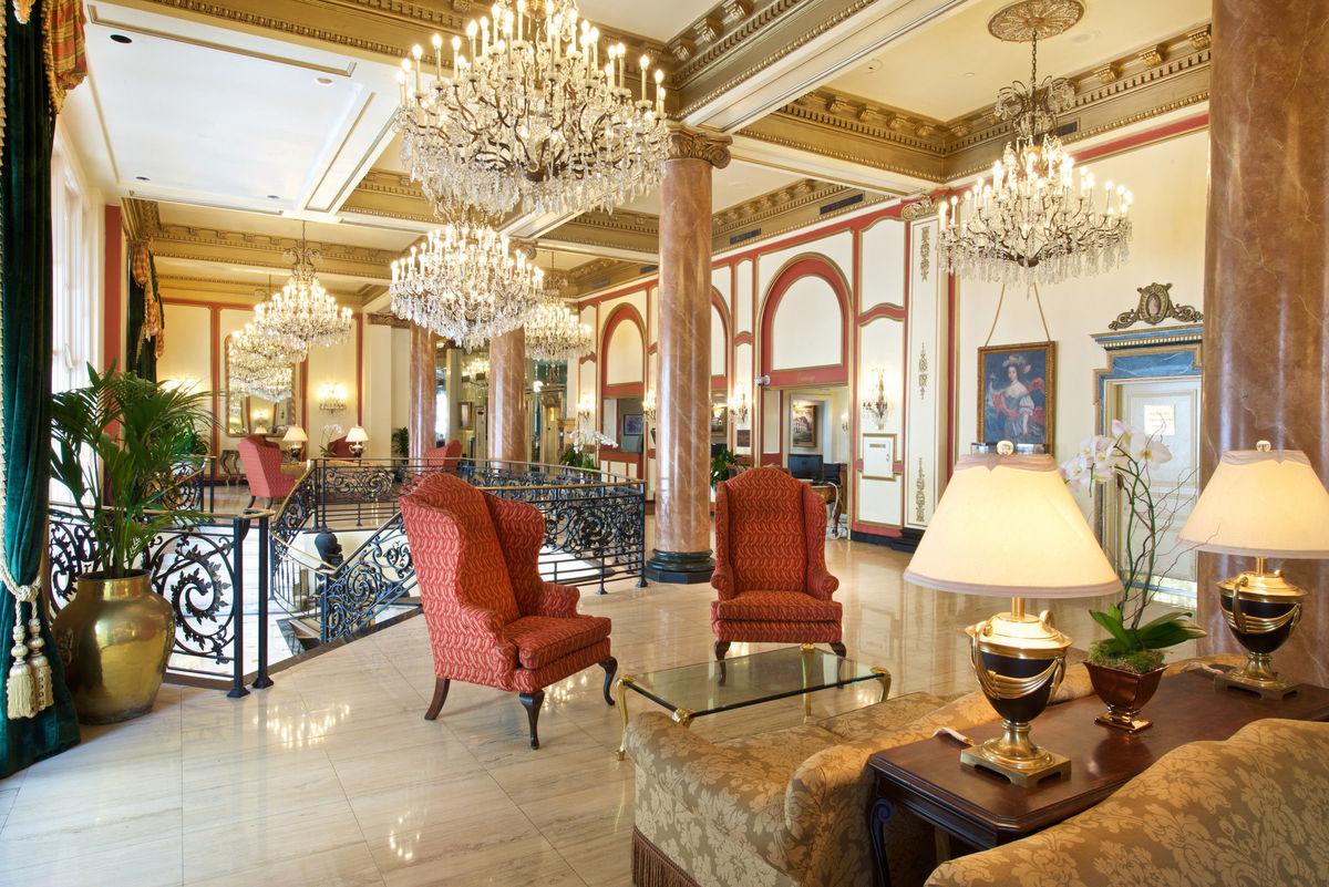 Le Pavillon Hotel Reviews New Orleans La 5 Reviews