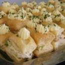 130x130 sq 1414165195069 chicken salad on puff pastry
