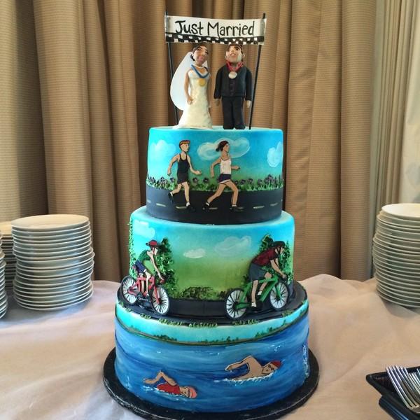 Sugar Cubed Cake Creations Sandy Or Wedding Cake