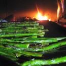 130x130 sq 1474657294488 asparagus in wood fire