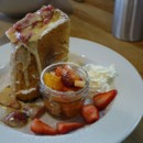 130x130 sq 1477005310905 strawberry stuffed french toast with ricoota masca