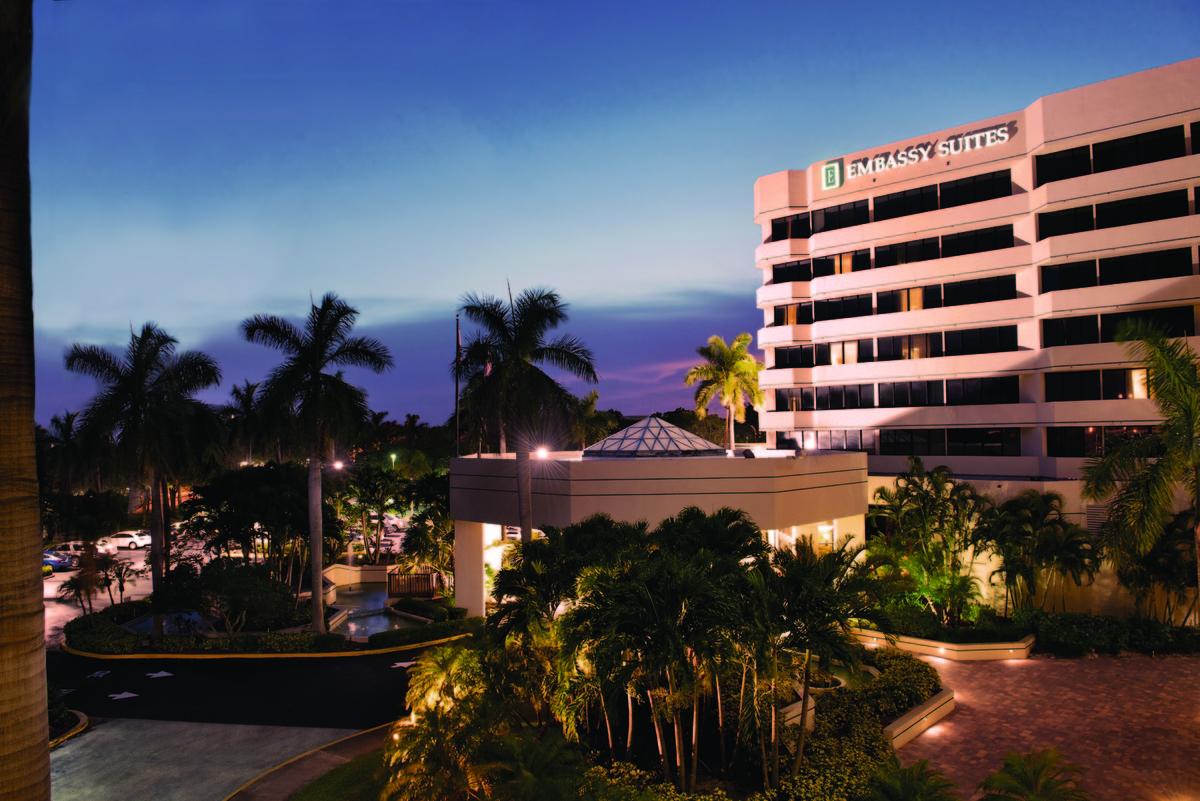 Embassy Suites Boca Raton Venue Boca Raton Fl