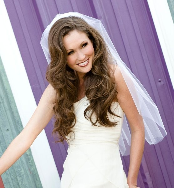 haircuts for wavy hair hair wedding styles wedding hair amp photos by 4058