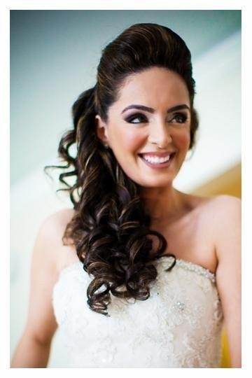 Long Hair Wedding Styles, Wedding Hair & Beauty Photos by MadeUpArt