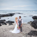 130x130 sq 1428494489911 big island hawaii beach wedding bride and groom
