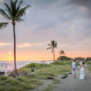 130x130 sq 1428495464966 kona beach hotel hawaii wedding bride and groom