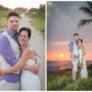 130x130 sq 1428495574138 kona beach hotel hawaii wedding sunset bride and g