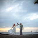 130x130 sq 1428495644917 mauna lani hawaii wedding bride and groom