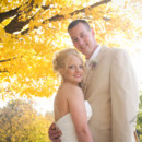130x130 sq 1428495935316 minnesota autumn wedding bride and groom