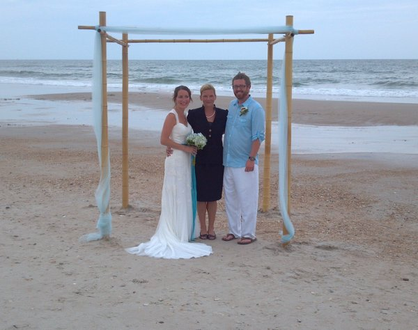 photo 4 of North Carolina Wedding Officiants Reverend Angela Kelley