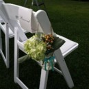 130x130 sq 1416312560342 rustic aisle markers