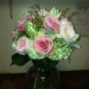 130x130 sq 1416312848200 pink rose bride