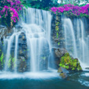 130x130 sq 1431551289487 bigstock beautiful blue waterfall in ha 29537168