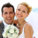 130x130 sq 1431555618578 bigstock cheerful married couple standi 40809172