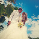 130x130 sq 1431555739093 bigstock wedding bouquet and newlyweds 70080850