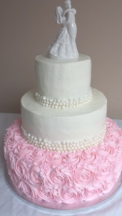 Charlotte wedding cakes reviews for 84 cakes sweet promises wedding cakes junglespirit Images