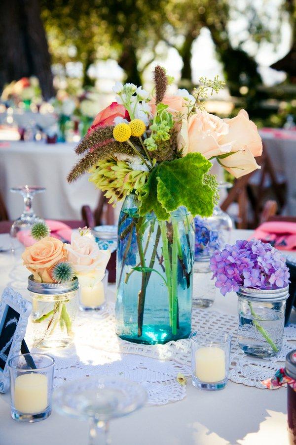 Colorful California Ranch Wedding Wedding Real Weddings Gallery By