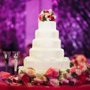 Floral Designer: Flowers By Mona Ray Reception Venue: Keswick Hall at Monticello Other: OFD Consulting LLC Cake Designer: Cakes by Graham DJ: Choice Entertainment Ceremony Location: Cathedral of the Sacred Heart