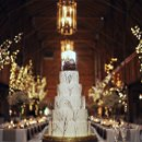 <p> Venue: Pratt Place Barn</p>  <p> Event Planner: Weddings by Karie</p>  <p> Cake: Rick&#39;s Bakery</p>