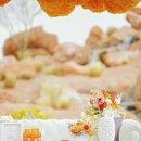 Event Designer:Forevermore Events  Floral Designer:blossom sweet  Reception Venue:Entrada at Snow Canyon Country Club