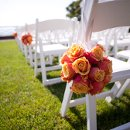 Ceremony/Reception: Chesapeake Bay Beach Club Officiant: Father Michael Kelly, St. Martin's Catholic Church Flowers: Flower Follies