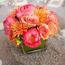 Ceremony/Reception:Chesapeake Bay Beach Club Flowers:Flower Follies