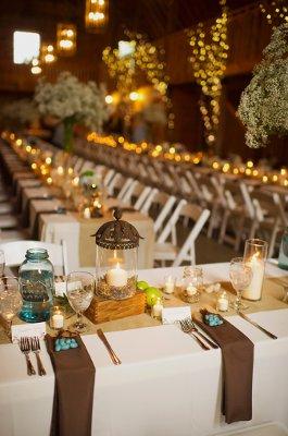 Arkansas Rustic Barn Wedding Wedding Real Weddings