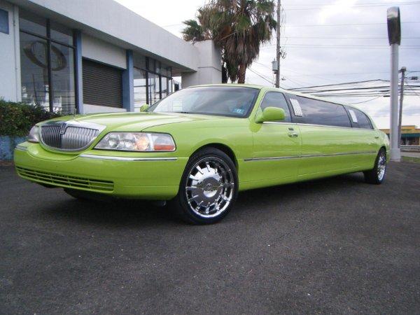 Raymond Toledo Limousine Reviews Puerto Rico Transportation