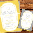 130x130 sq 1345144500772 yellowandgreyweddinginvitation3