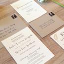 130x130 sq 1420655101462 simple rustic leaf fall wedding invitation suite
