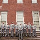 130x130 sq 1353089102129 groomsmen6brickwall