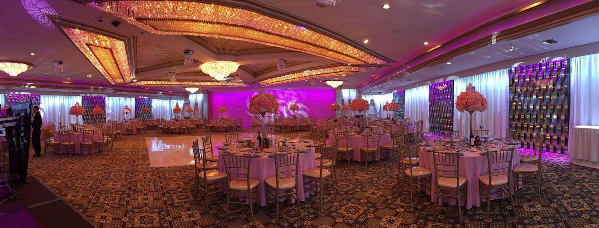 Mirage Banquet Hall Venue North Hollywood Ca