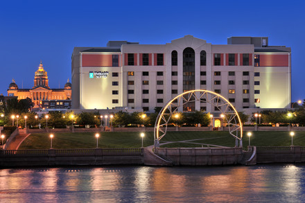 Embassy Suites by Hilton Des Moines Downtown