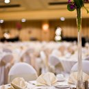 Crowne Plaza Louisville Wedding Reception