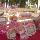130x130 sq 1366776517954 light pink hot pink candy buffet