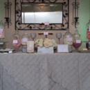 130x130 sq 1366776684532 light pink and silver candy buffet