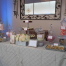 130x130 sq 1366776766577 light pink silver and bling candy table