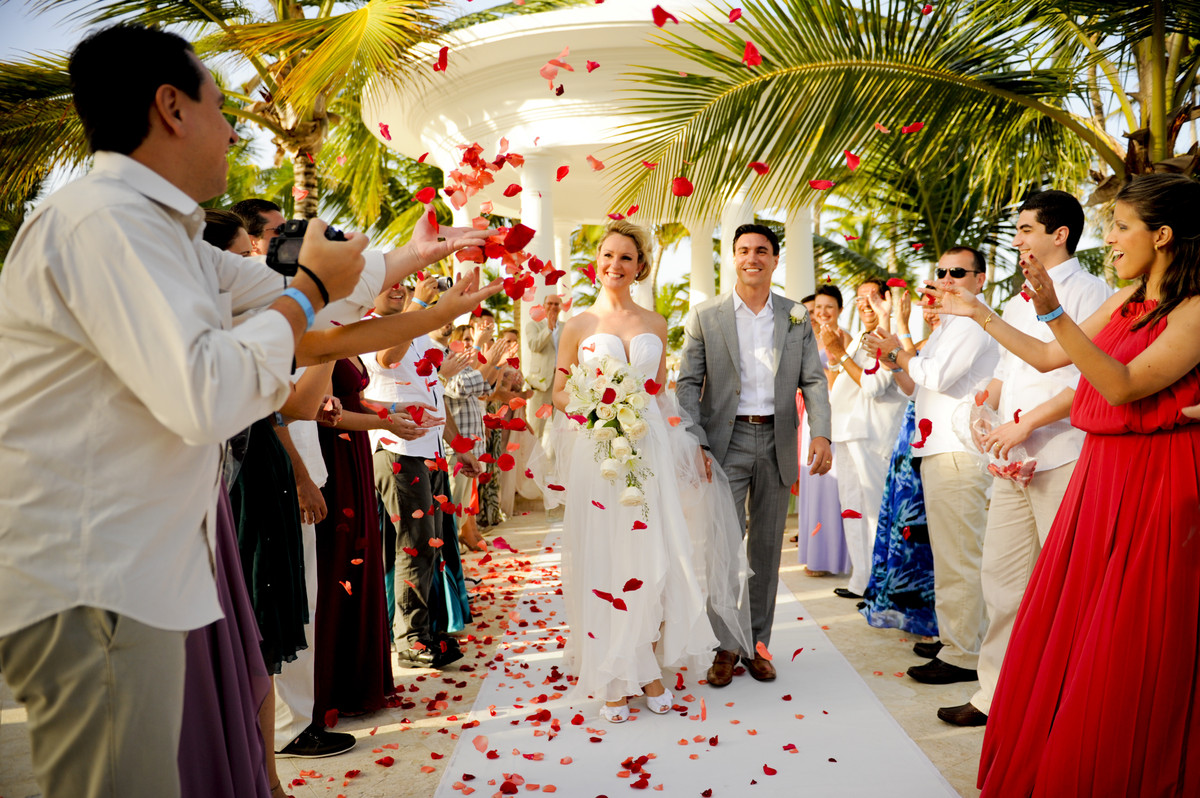 Barcelo Bavaro Grand Resort Venue Punta Cana Weddingwire