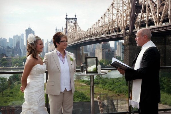 Interfaith minister rev louis olivieri long island for Wedding officiant long island