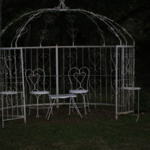 220x220 sq 1511036688553 night gazebo