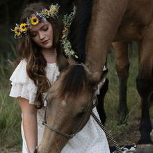 220x220 sq 1515766836 66110a4bd0785d5a 1511028336123 bride with horse head