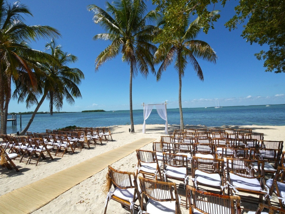 Key Largo Lighthouse Beach Wedding Cost