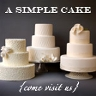 A Simple Cake image