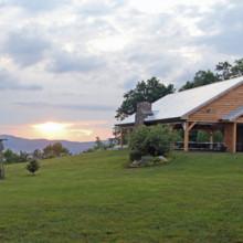 The Cabin Ridge Venue Hendersonville Nc Weddingwire