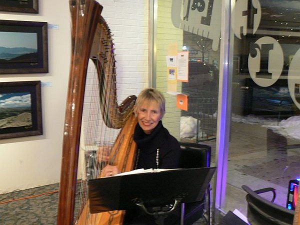 photo 10 of Harp Accents-Mary Ellen Holmes