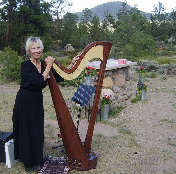 photo 2 of Harp Accents-Mary Ellen Holmes