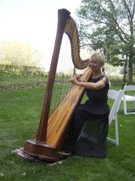 photo 5 of Harp Accents-Mary Ellen Holmes