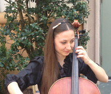 Alexandra NYC Cellist and Ensembles photo